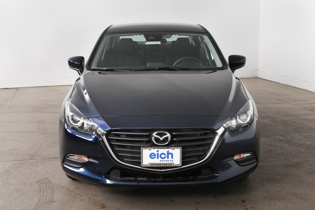 New 2018 Mazda3 Sport Base FWD 4D Sedan