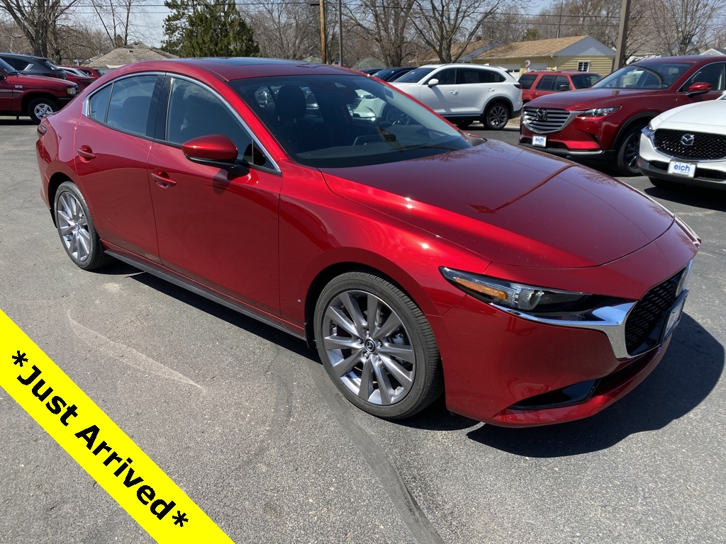 Certified Pre-Owned 2019 Mazda3 Premium Base