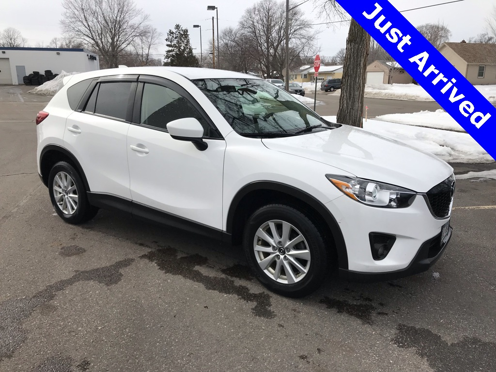 Pre Owned 2013 Mazda Cx 5 Touring Awd 4d Sport Utility In Saint