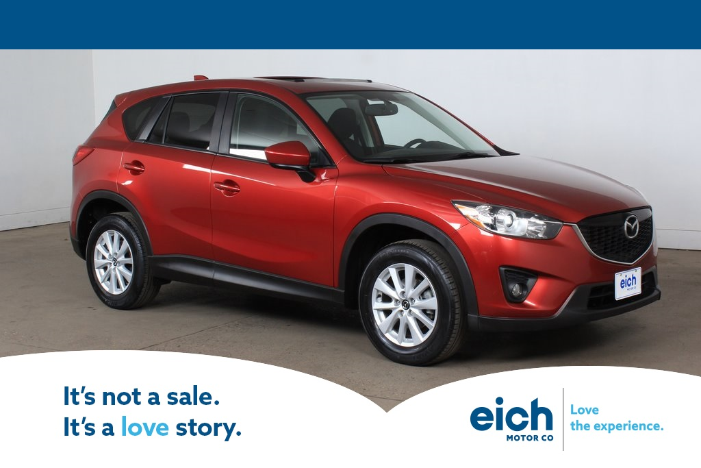 Pre-Owned 2013 Mazda CX-5 Touring AWD
