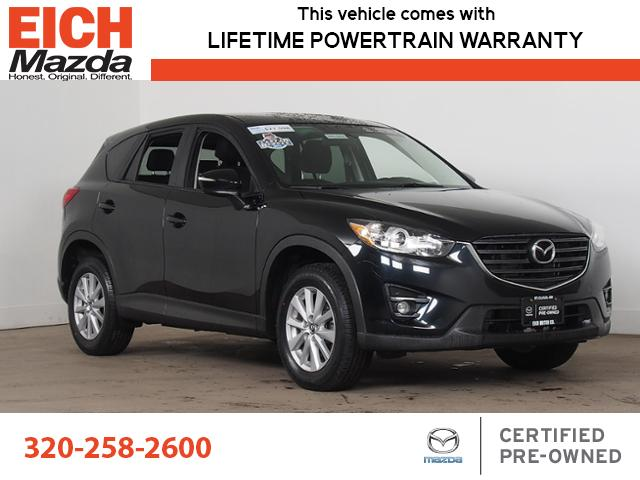 certified pre owned 2016 mazda cx 5 touring awd 4d sport utility in saint cloud 340380 eich mazda. Black Bedroom Furniture Sets. Home Design Ideas