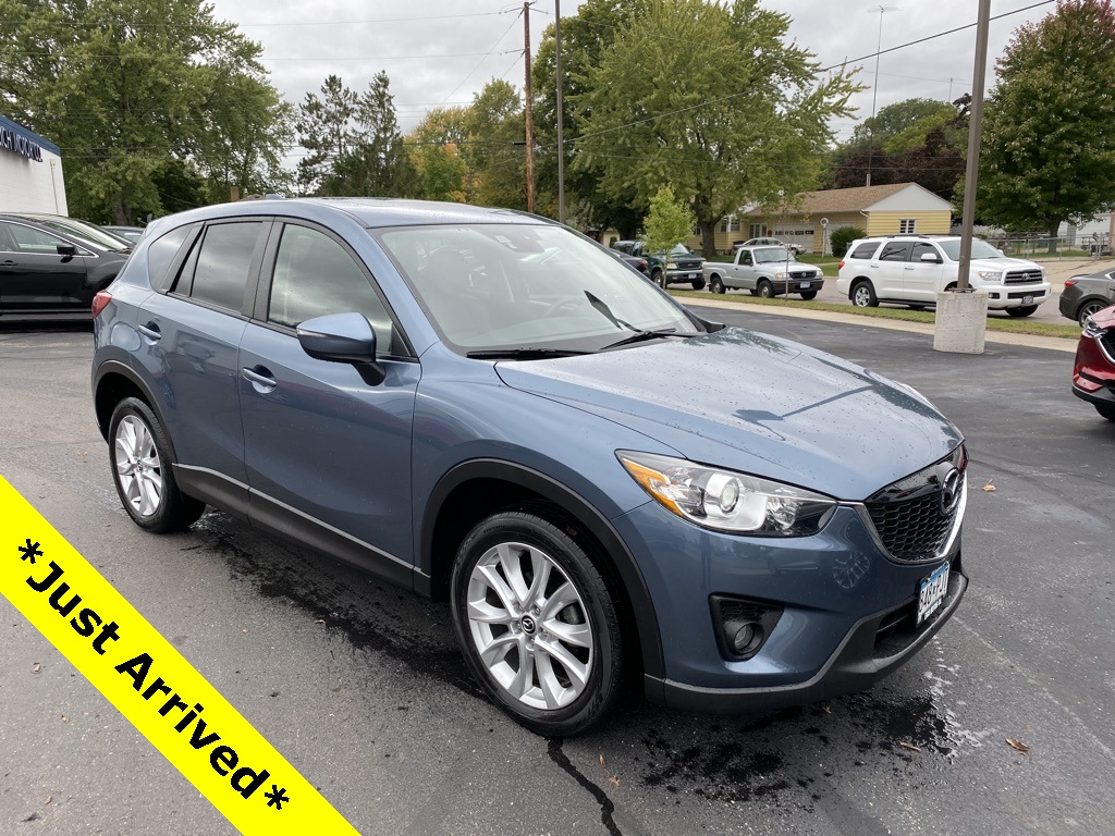 Certified Pre-Owned 2015 Mazda CX-5 Grand Touring AWD