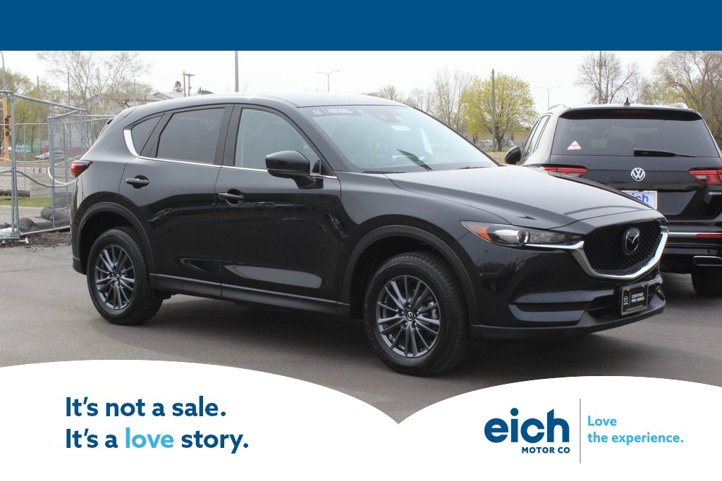 Certified Pre-Owned 2019 Mazda CX-5 Touring AWD