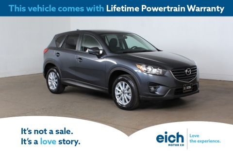 Certified Pre-Owned 2016 Mazda CX-5 Touring AWD w/Nav