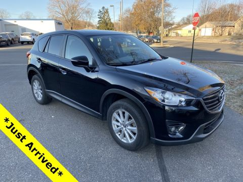 Certified Pre-Owned 2016 Mazda CX-5 Touring AWD