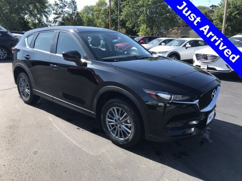Certified Pre-Owned 2017 Mazda CX-5 Sport FRONT DRIVE