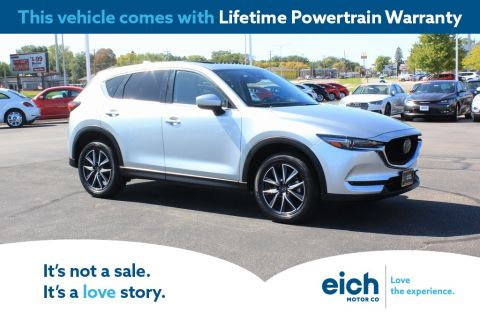 Certified Pre-Owned 2018 Mazda CX-5 Grand Touring AWD
