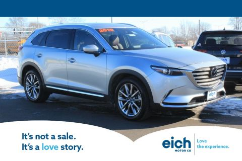 Pre-Owned 2019 Mazda CX-9 Signature AWD